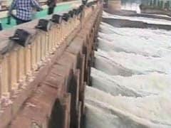 Karnataka Celebrates As Water In Cauvery Dam Reaches Full height