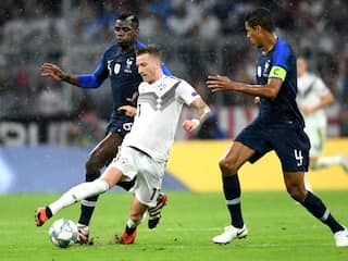 UEFA Nations League: France And Germany Draw Opener, Wales Tear Ireland Apart