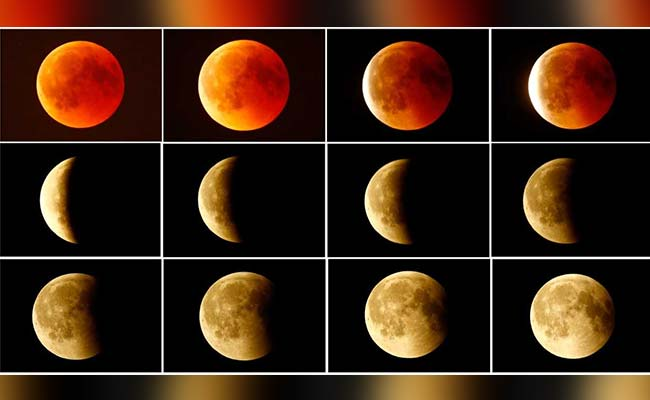 Lunar Eclipse 2021: Day-By-Day Moon Guide In The Run-up To The Blood Moon
