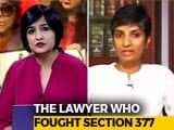 Video : An Honour To Fight This Case: Maneka Guruswamy After Homosexuality Verdict