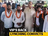 Video : Jayant Sinha Regrets Felicitating Convicts, But In Jharkhand, BJP Defiant