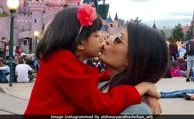For Mom Aishwarya Rai Bachchan, Daughter Aaradhya 'Comes First, Everything Else Is Secondary'