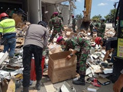 Number Of Deaths Rise To 555 In Deadly Indonesian Earthquake