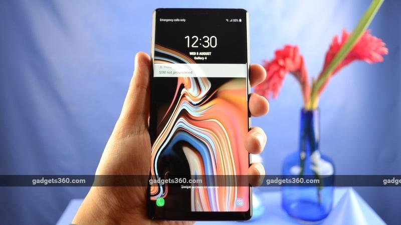 Samsung Galaxy Note 9 लॉन्च हुआ भारत में, जानें कीमत