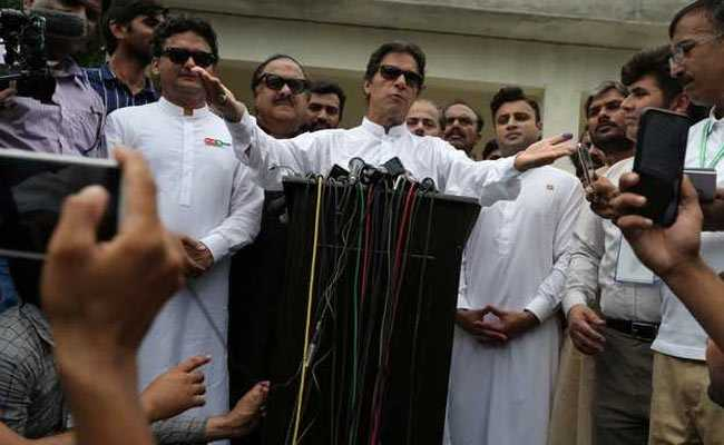 Imran Khan May Face Election Body's Action For Violating Code Of Conduct