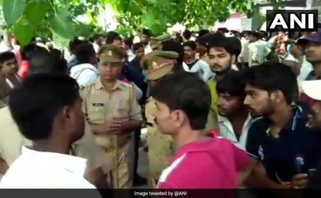 उत्तर प्रदेश के औरैया में दो साधुओं की पीट-पीट कर कथित हत्या, 1 की हालत गंभीर