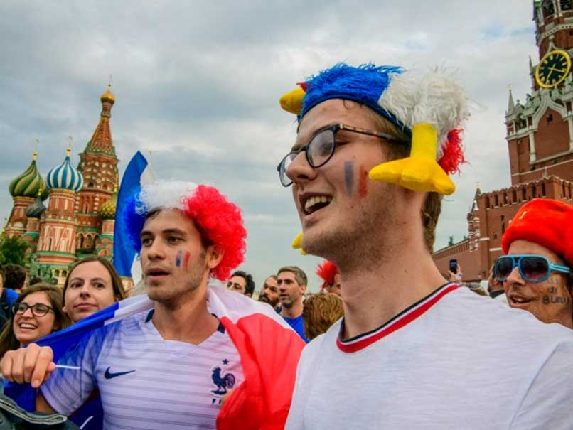 World Cup 2018: France Holds Breath As Football Brings Nation Together