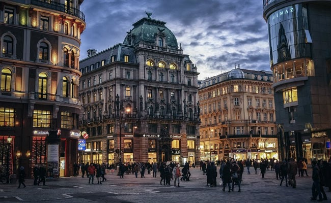 Vienna is world's most livable city