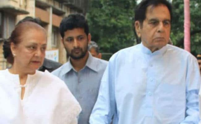 Dilip Kumar Diagnosed With Mild Pneumonia, Confirms Wife Saira Banu