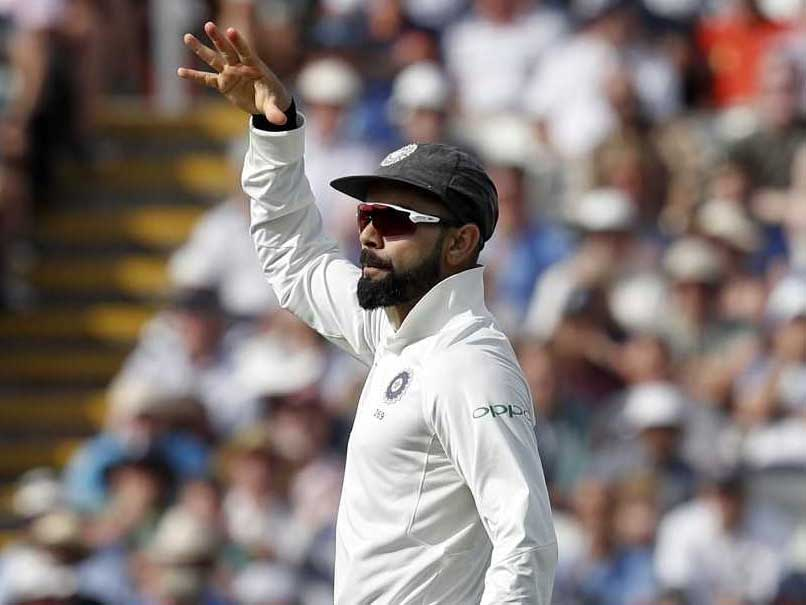 Joe Root Laughs Off Virat Kohli