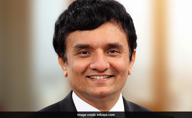 Infosys Chief Financial Officer MD Ranganath Steps Down