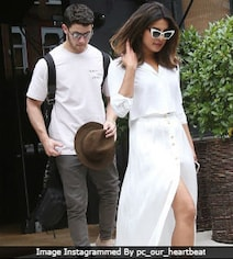 Pics Of Priyanka And Nick From London Take Over The Internet (Again)