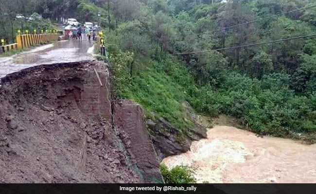 19 Dead In Himachal, Shimla Gets Highest Rain In 117 Years: 10 Points