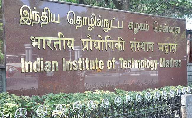 IIT Madras, Delhi University Among 24 Recommended For 'Institute Of Eminence' Tag