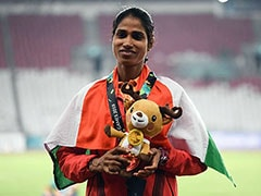 2018 Asian Games: Sudha Singh Wins Silver In 3,000M Steeplechase Event