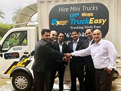 Tata Motors Buys 26% Stake In Freight Aggregator TruckEasy