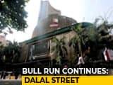 Video: Sensex, Nifty Register Fresh Record Closing Highs; ITC Shares Jump 5%