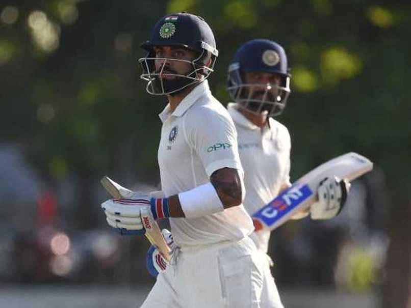 India vs England 3rd Test : विराट कोहली और अजिंक्य रहाणे के अर्धशतक, पहले दिन टीम इंडिया का स्कोर 307/6
