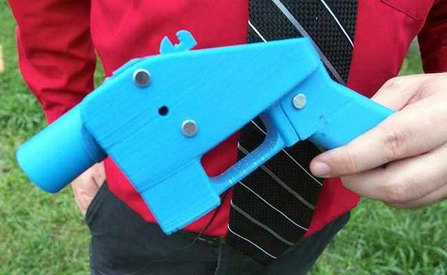 US Judge Extends Ban Of Online 3-D Printed Gun Blueprints