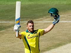 T20 Tri-Series: Aaron Finch Stars As Australia Outclass Zimbabwe