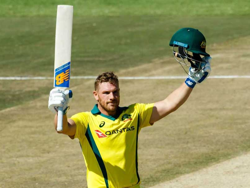 T20 Tri-Series: Aaron Finch Stars As Australia Outclass Zimbabwe