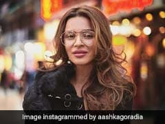 Aashka Goradia Claims <I>Bigg Boss</i> Misrepresented Her As A Lesbian After 'Editing Tricks'