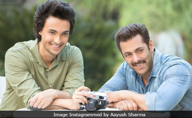 Salman Khan's Voice Features In Brother-In-Law Aayush Sharma's Loveratri. Details Here