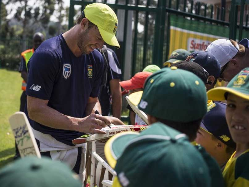 AB de Villiers Posts Emotional Message On Twitter, Thanks Everyone For