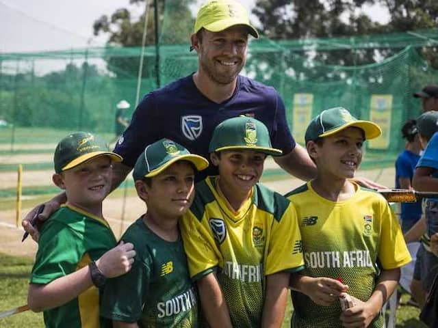 Young Players Need To Make Tough Choices In Order To Succeed, Says AB de Villiers