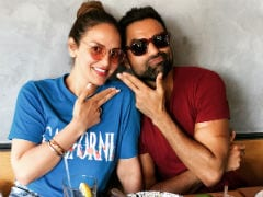 Is That Abhay Deol? Thank You, Esha Deol For Sharing These Pics