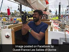 Navy Officer Abhilash Tomy To Participate In Golden Globe Race