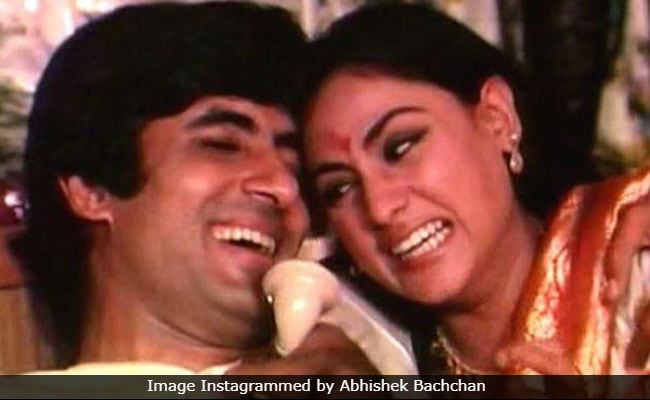 On Amitabh Bachchan And Jaya Bachchan's 45th Anniversary, A Post From Son Abhishek To Make You Smile