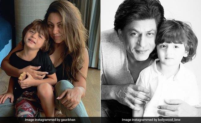 5 साल का हुआ शाहरुख खान का बेटा, देखें अबराम खान के 5 सबसे Cute Videos