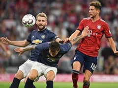 Bayern Munich Beat Manchester United In Final Pre-Season Test