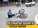 Video : Tej Pratap Yadav, Ex-Minister, Budding Film Star, May Hate This Video