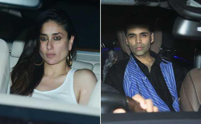 Ranbir Kapoor's Midweek House Party With Kareena, Karan Johar And Others