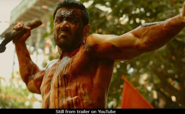 'Didn't Realise John Abraham Was Bleeding,' Says Satyameva Jayate Director
