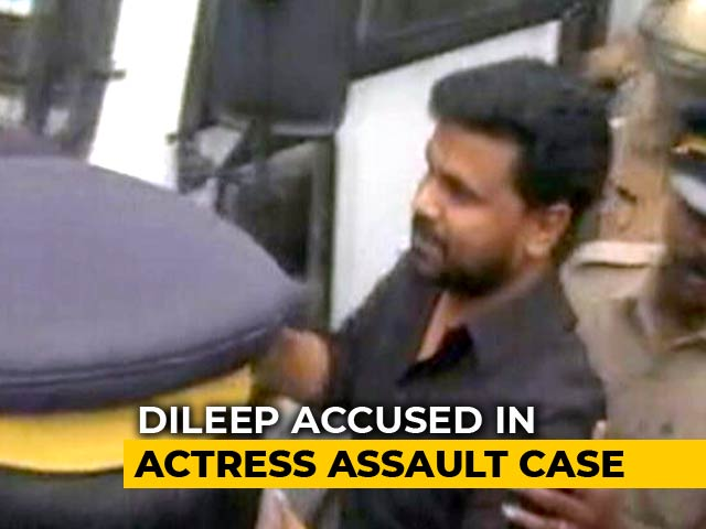 Video : Actor Dileep Returns To Malayalam Film Body, 4 Actresses Quit In Revolt