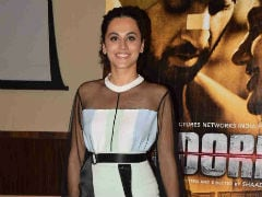 <i>Soorma</i>: Taapsee Pannu Explains Why Audience 'Loves Her In Serious Roles'