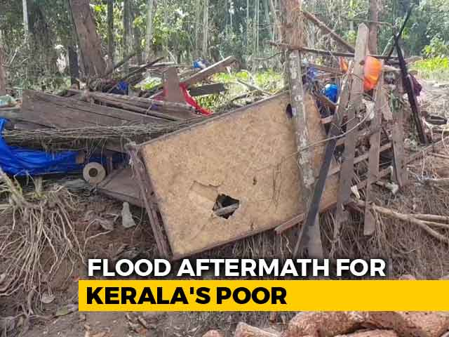 Video: After Worst Flood In A Century, Kerala Stares At Long Road To Recovery