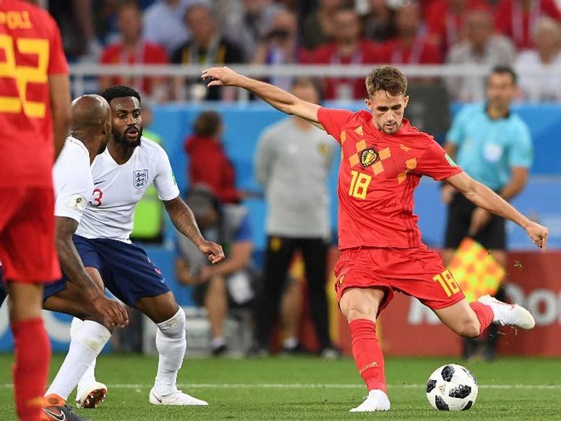 World Cup 2018: Adnan Januzaj Stunner Sees Belgium Beat England To Top Group G