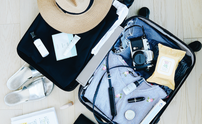 Packing Hacks For When You're Going On A Long Vacation