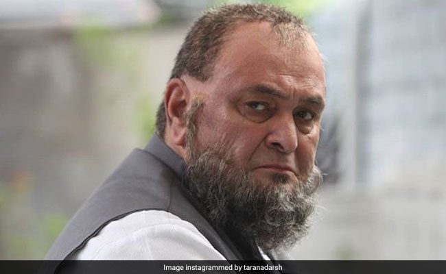 Mulk Box Office Collection Day 3: Rishi Kapoor, Taapsee Pannu's Film Makes Over 8 Crore