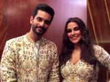 Video: Neha Dhupia And Angad Bedi On Their Showstopper Experience At Lakme Fashion Week