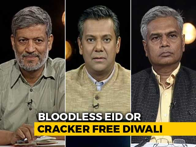 Video : Animal Slaughter To Cracker Ban: Politics Of Polarisation
