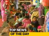Video : The Biggest Stories Of August 25, 2018