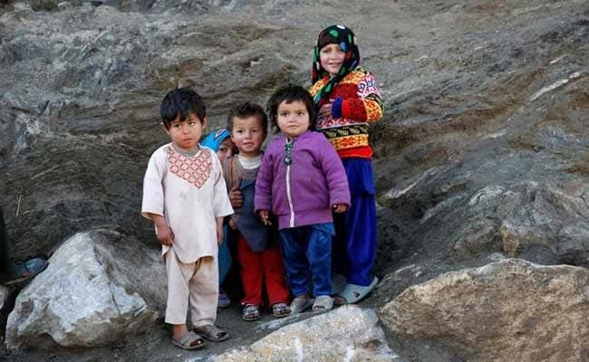 Nearly Half Of All Children In Afghanistan Out Of School: Report