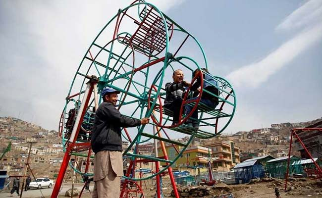 Almost half of Afghan children out of school