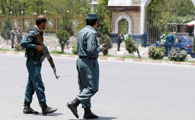 afghanistan blast reuters