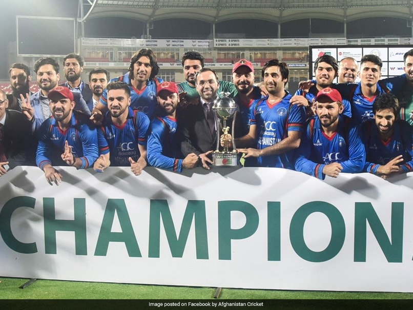 Rashid Khan Helps Afghanistan Complete T20I Series Whitewash Over Bangladesh